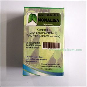 Ramuan Herbal Daun Sirih Monalisa