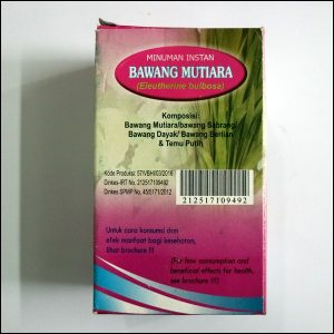 Ramuan Herbal Bawang Mutiara