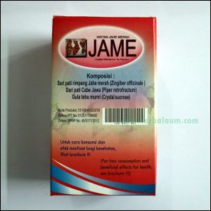 Ramuan Herbal Jame