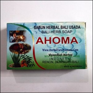 Sabun Herbal Ahoma